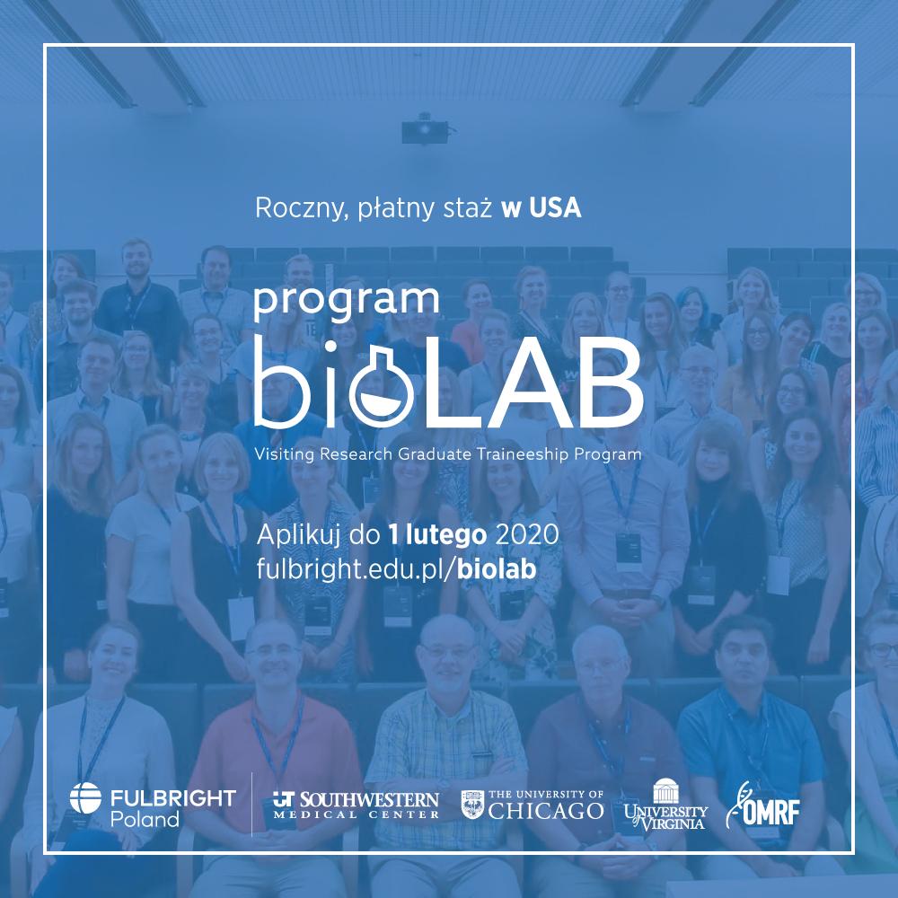 Program BioLAB 2020-21