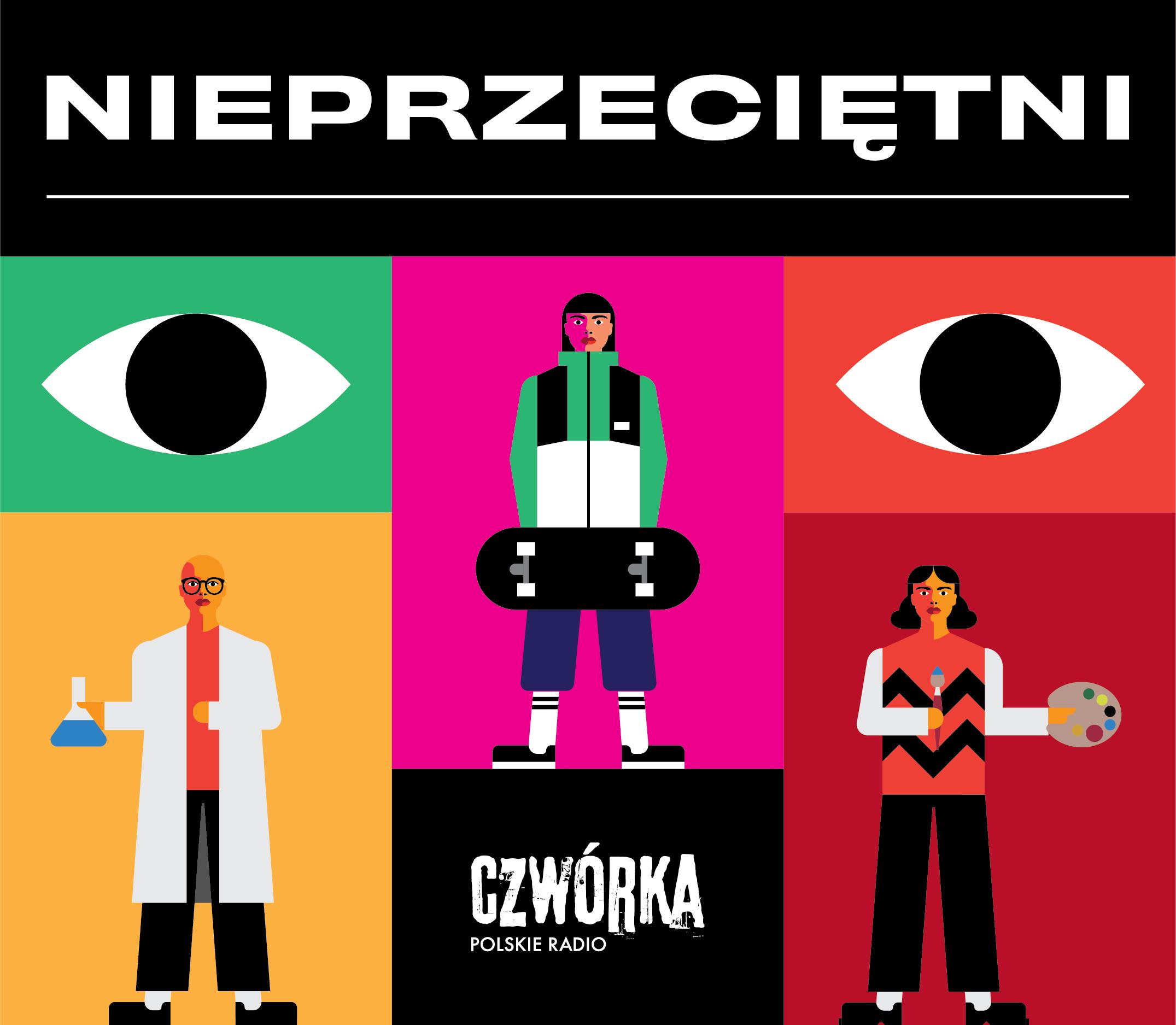 """Radiowa Czwórka szuka młodych """"nieprzeciętnych"""""""