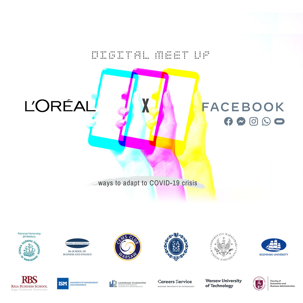 Digital MEET UP / Loreal x Facebook
