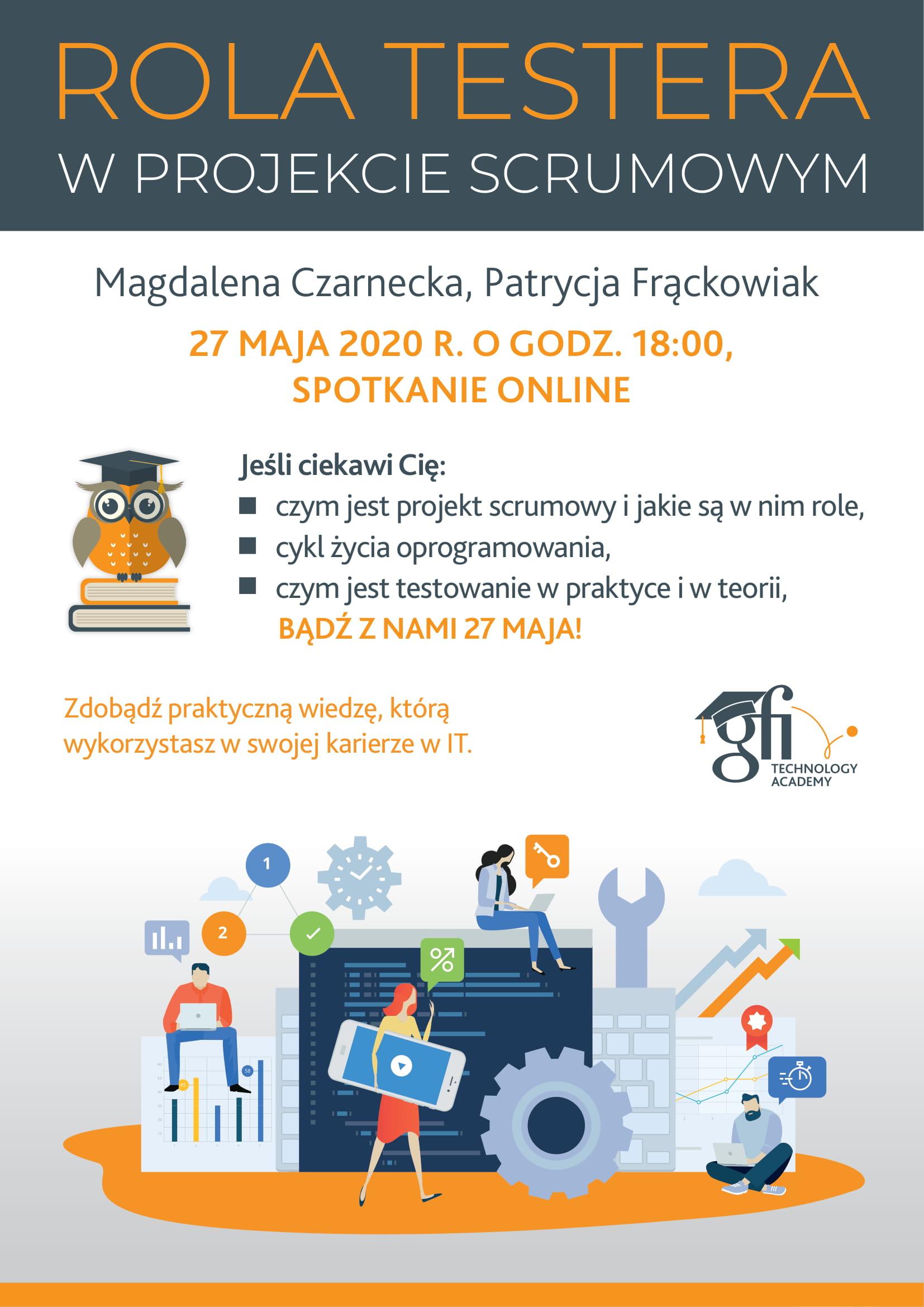 Gfi Poland - Webinar dla studentów