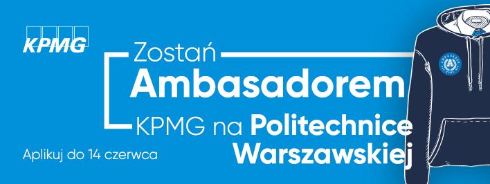 Ruszyła rekrutacja do kolejnej edycji programu Ambasadorzy KPMG