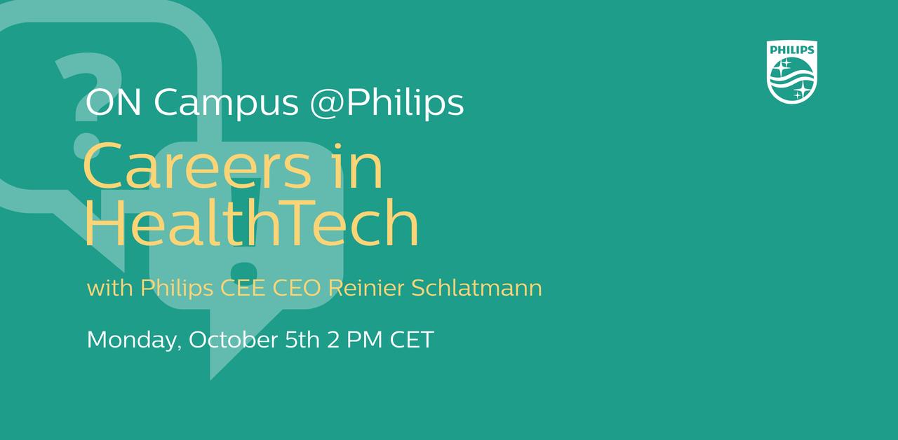 Philips zaprasza do wzięcia udziału w wyjątkowym webinarze