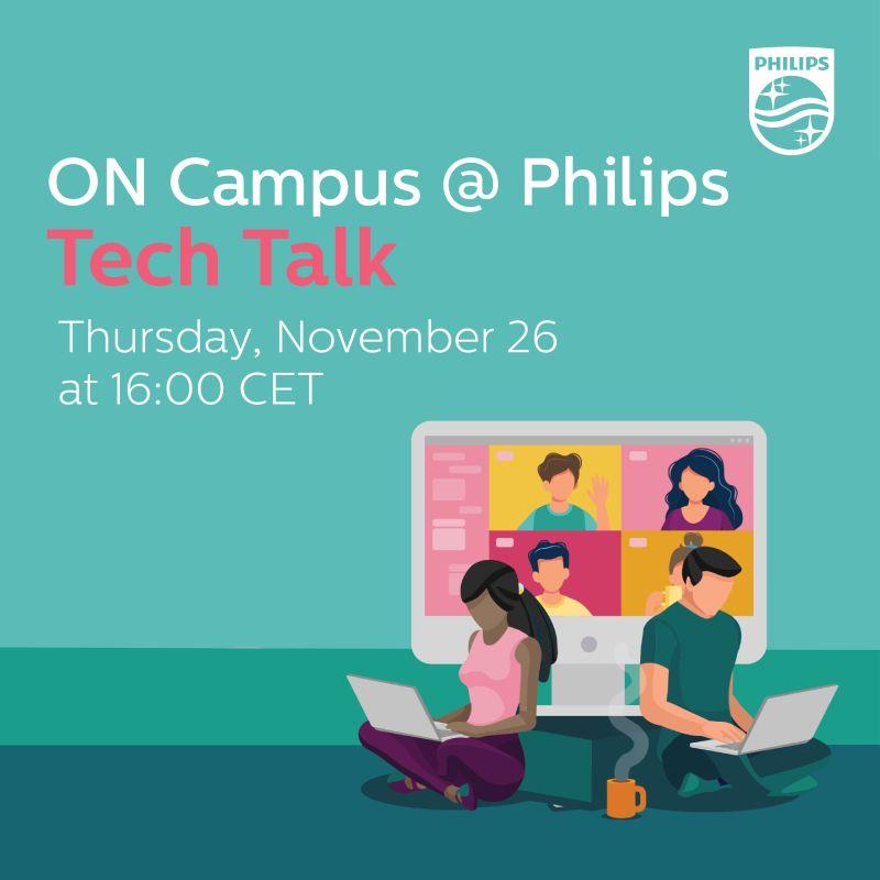 Philips virtual event